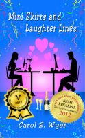 Cover for 'Mini Skirts and Laughter Lines'