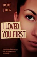 Cover for 'I Loved You First'