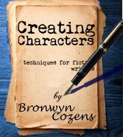 Cover for 'Creating Characters: Techniques for fiction writers'