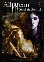 Cover for 'Allwënn: Soul & Sword - Book 3'