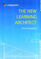 Cover for 'The New Learning Architect'