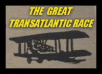 Cover for 'The Great Transatlantic Race'
