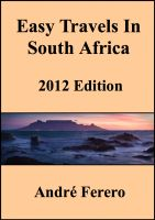 Cover for 'Easy Travels in South Africa'