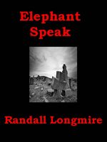 Cover for 'Elephant Speak'