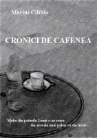 Cover for 'Cronici de cafenea'