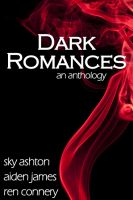 Cover for 'Dark Romances'