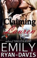 Cover for 'Claiming Lauren'