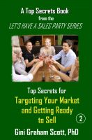 Cover for 'Top Secrets for Targeting Your Market and Getting Ready to Sell'