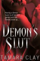 Cover for 'Demon's Slut'