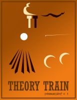 Cover for 'Theory Train Issue Two'