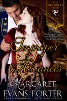 Cover for 'Improper Advances (The Islanders Series, Book 3)'