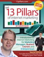 Cover for 'The 13 Pillars of Internet Marketing: Special Edition'