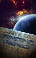 Cover for 'Finding King'
