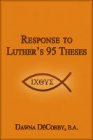 Cover for 'Response to Luther's 95 Theses'