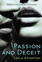 Cover for 'Passion and Deceit'