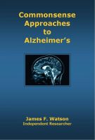 Cover for 'Commonsense Approaches to Alzheimer's'