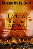 Cover for 'Letters from the Fire'