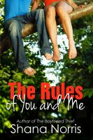 Cover for 'The Rules of You and Me'