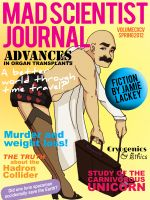 Cover for 'Mad Scientist Journal: Spring 2012'