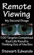 Remote Viewing My Second Stage by Stewart Edwards