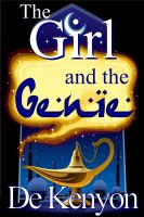 Cover for 'The Girl and the Genie'