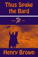 Cover for 'Thus Spake the Bard'
