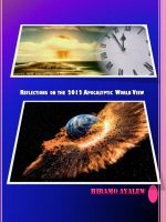 Cover for 'Reflections on the 2012 Apocalyptic View of the World'