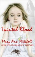 Cover for 'Tainted Blood'