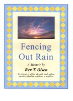 Cover for 'Fencing Out Rain'