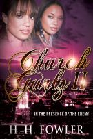 Cover for 'Church Gurlz - Book 2 (In The Presence of My Enemy)'
