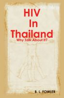 Cover for 'HIV Positive in Thailand'