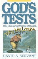 Cover for 'God's Tests'