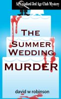 Cover for 'The Summer Wedding Murder'