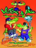 Cover for 'Victor & Al and the strange meeting - The TV commercial'