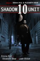 Cover for 'Shadow Unit 10'