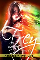 Cover for 'The Frey Saga'