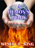 Cover for 'A Demon's Diary - Book III'