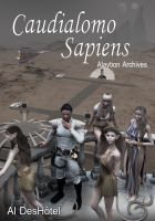 Cover for 'Alaytion Archives: Caudialomo Sapiens'