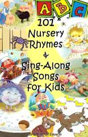 Cover for '101 Nursery Rhymes & Sing-Along Songs for Kids'