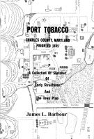 Cover for 'Port Tobacco, MD prior to 1895'