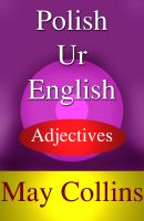 Cover for 'Polish Ur English: Adjectives'