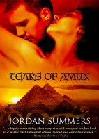 Cover for 'Tears of Amun'
