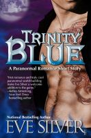 Cover for 'Trinity Blue'