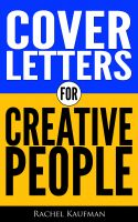 Cover for 'Cover Letters for Creative People'