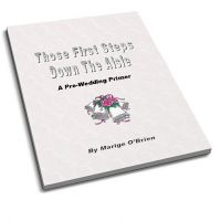 Cover for 'Those First Steps Down The Aisle'