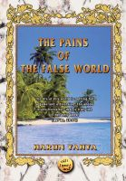 Cover for 'The Pains of the False World'