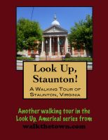 Cover for 'A Walking Tour of Staunton, Virginia'