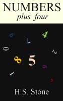 Cover for 'Numbers Plus Four'