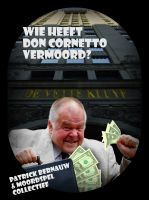 Cover for 'Wie heeft don Cornetto vermoord?'