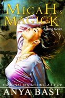 Cover for 'Micah's Magick'